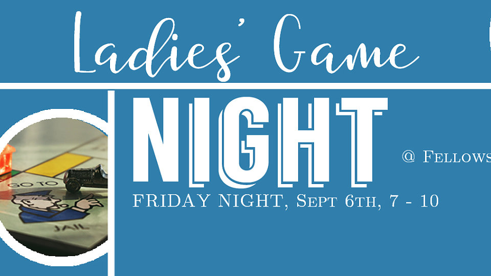 ladies game night september 6 2019 home carousel cl